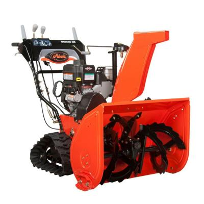 ariens deluxe track 28 review