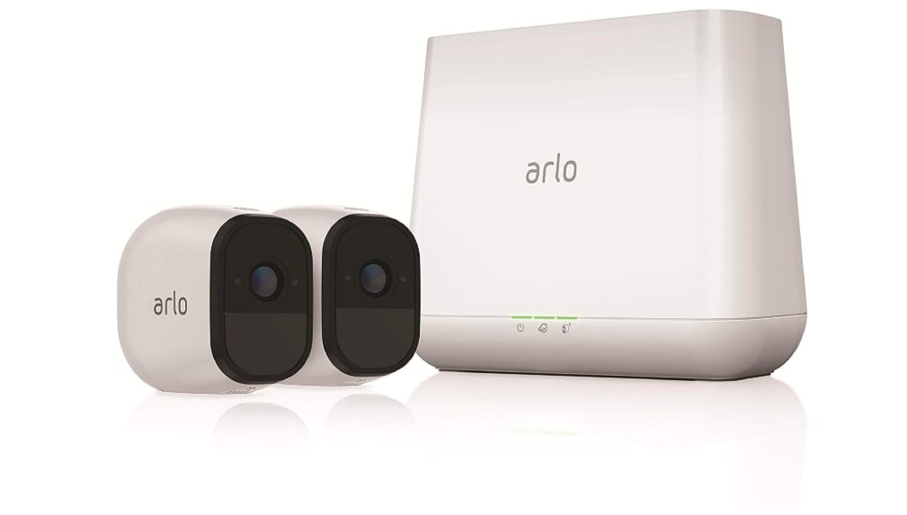 arlo home security system reviews
