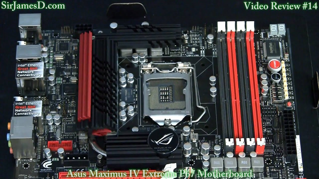 asus maximus iv extreme review