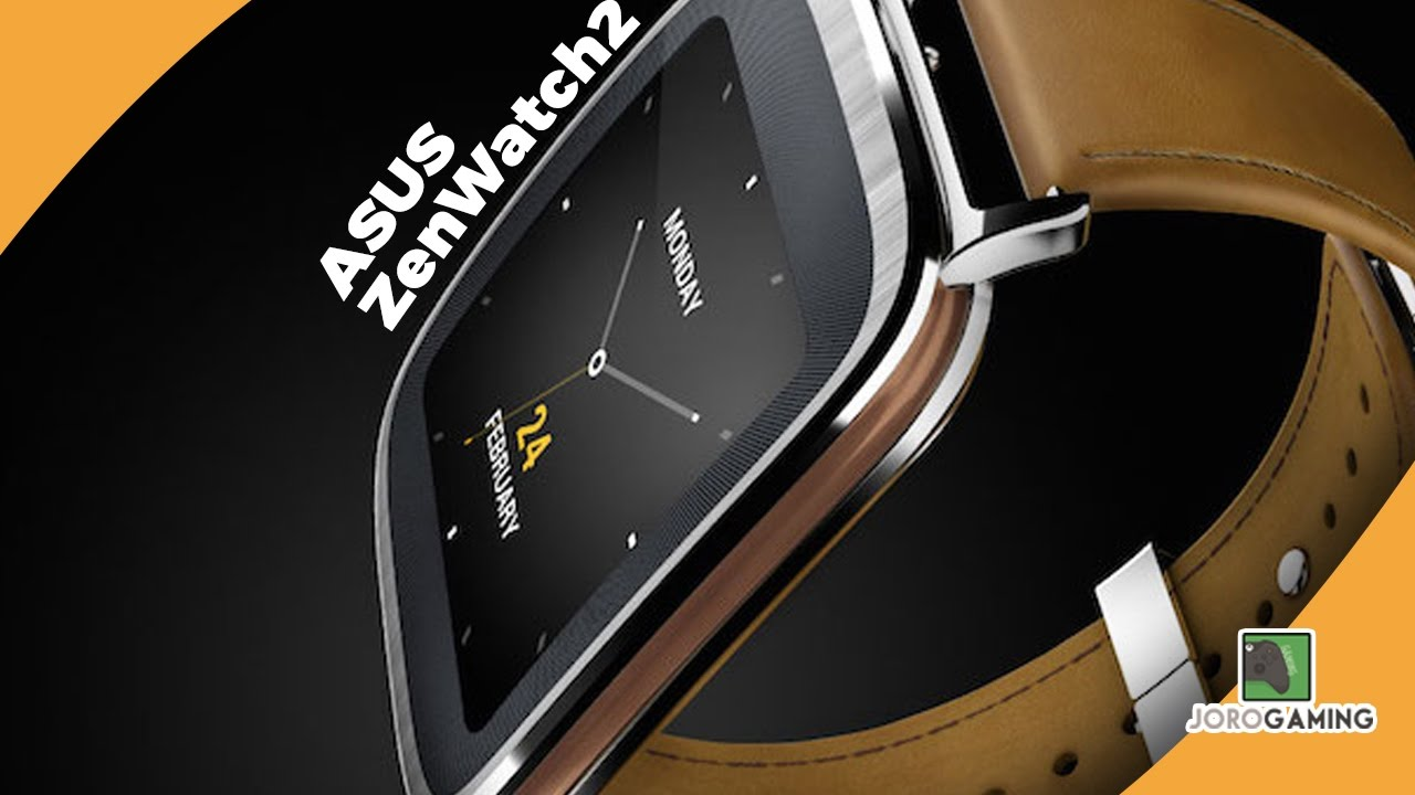 asus zenwatch 2 review 2016