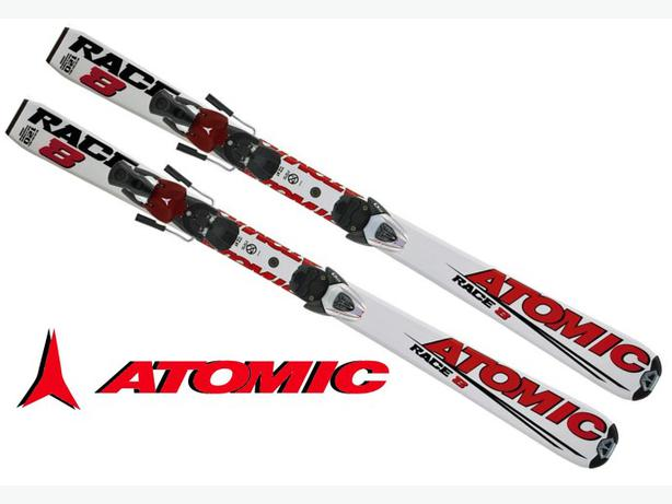 atomic race 8 skis review