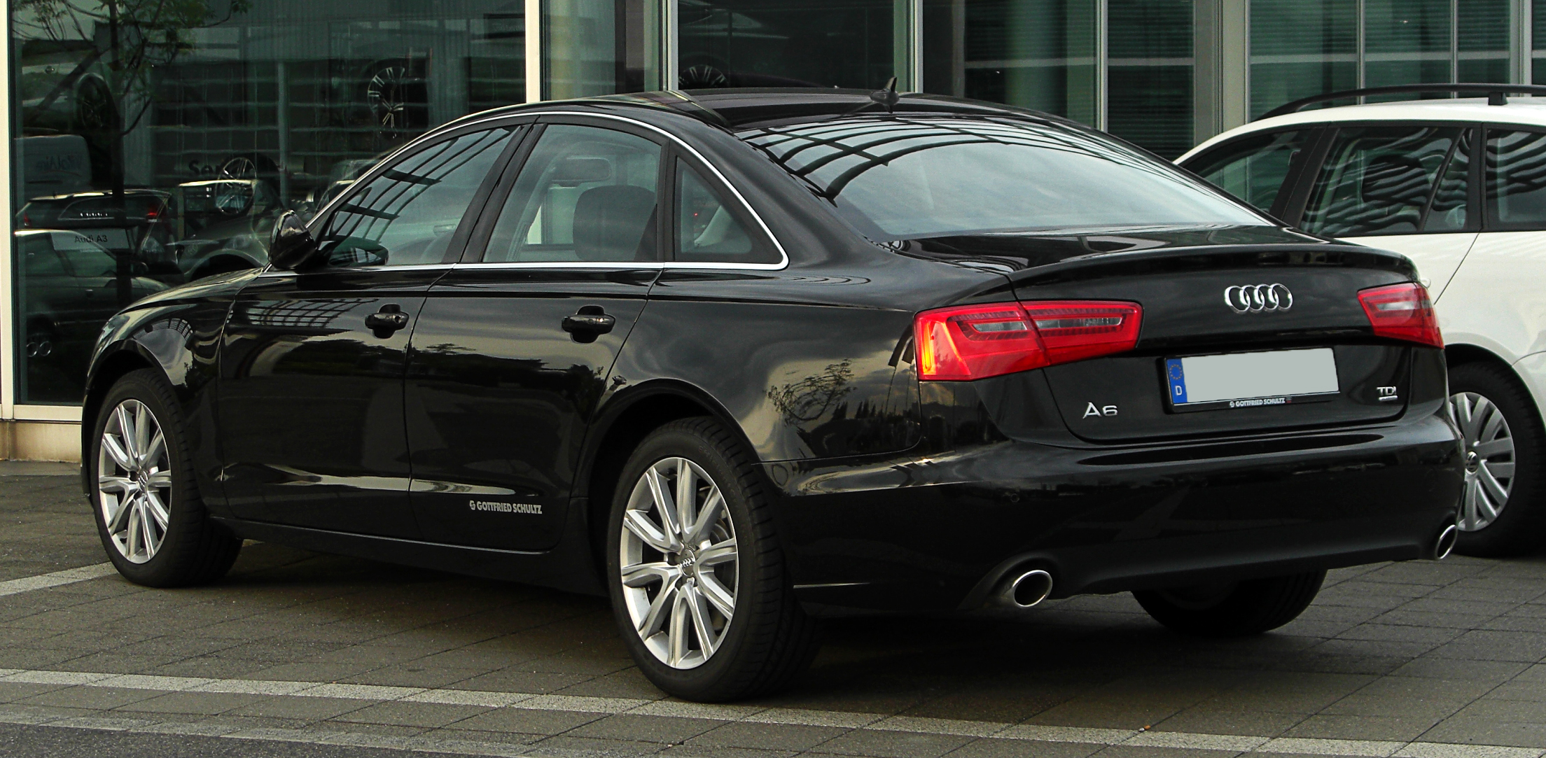audi a6 tdi 3.0 quattro review