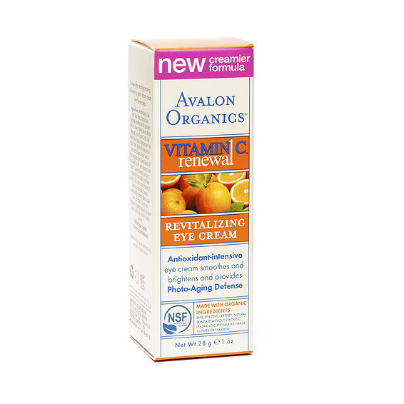 avalon organics vitamin c renewal cream reviews