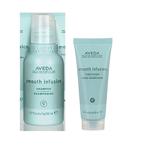 aveda smooth infusion shampoo and conditioner reviews