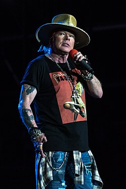 axl rose ac dc review