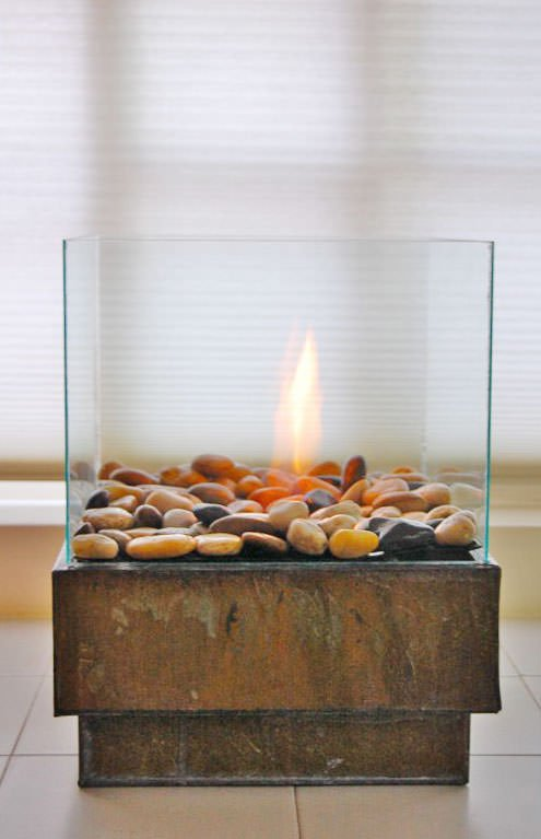 table top ethanol fireplace reviews