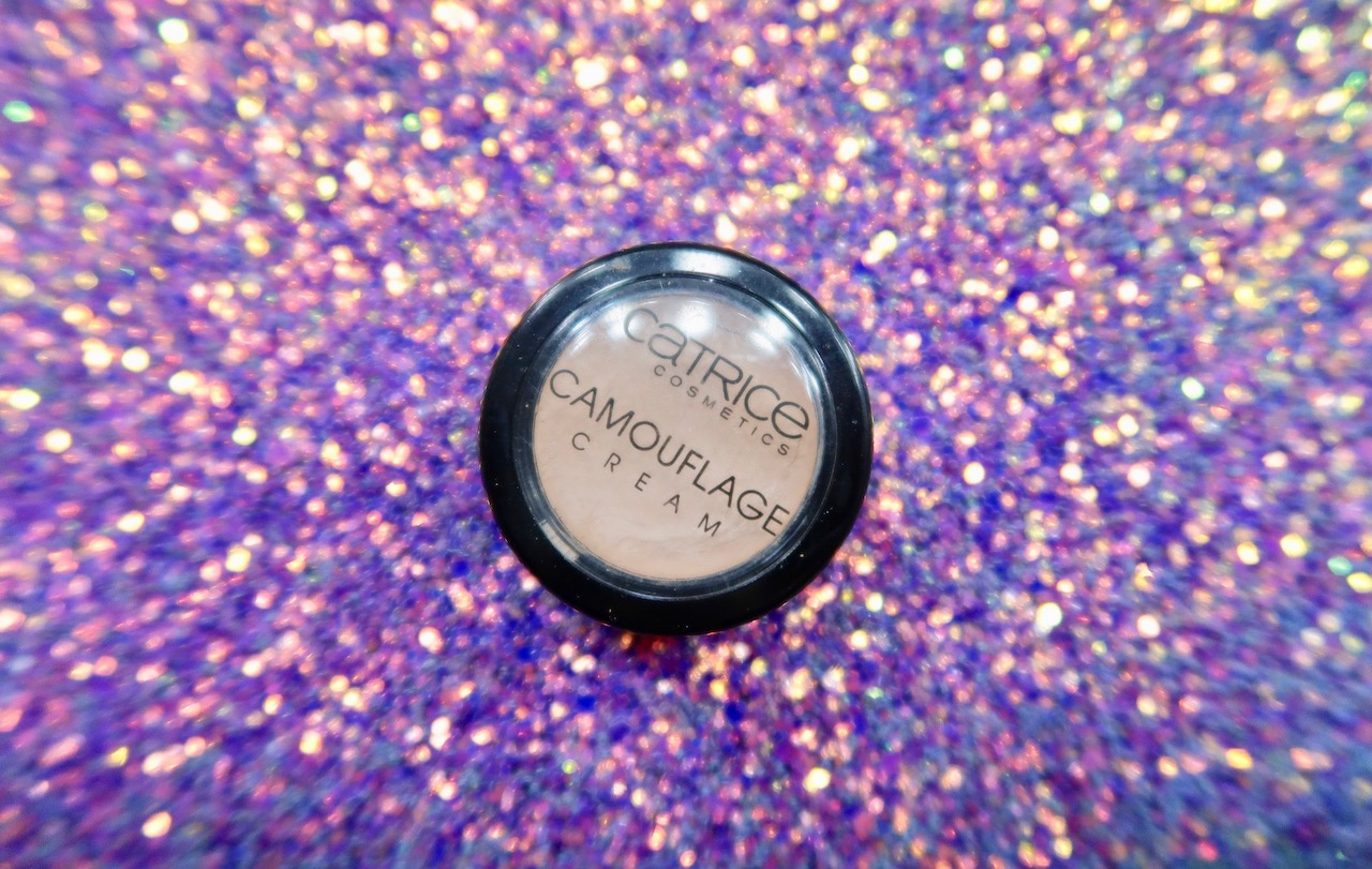 catrice camouflage cream concealer review