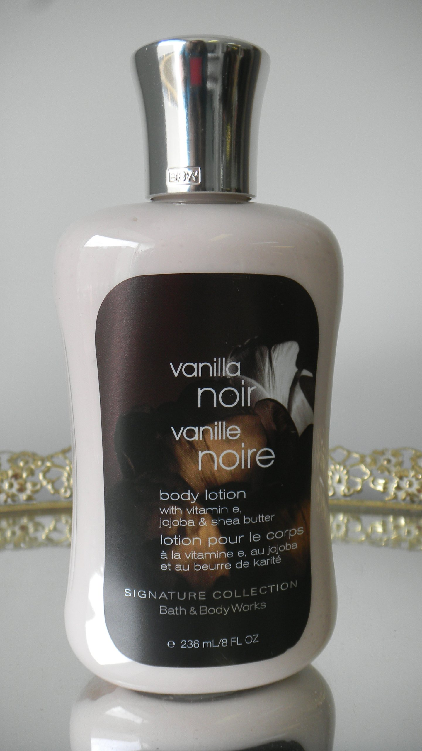 bath and body works noir lotion review