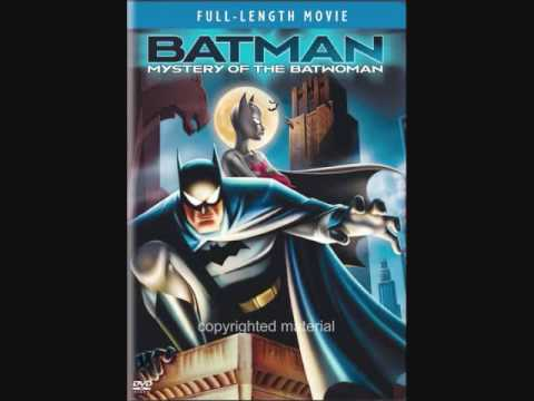 batman mystery of the batwoman review