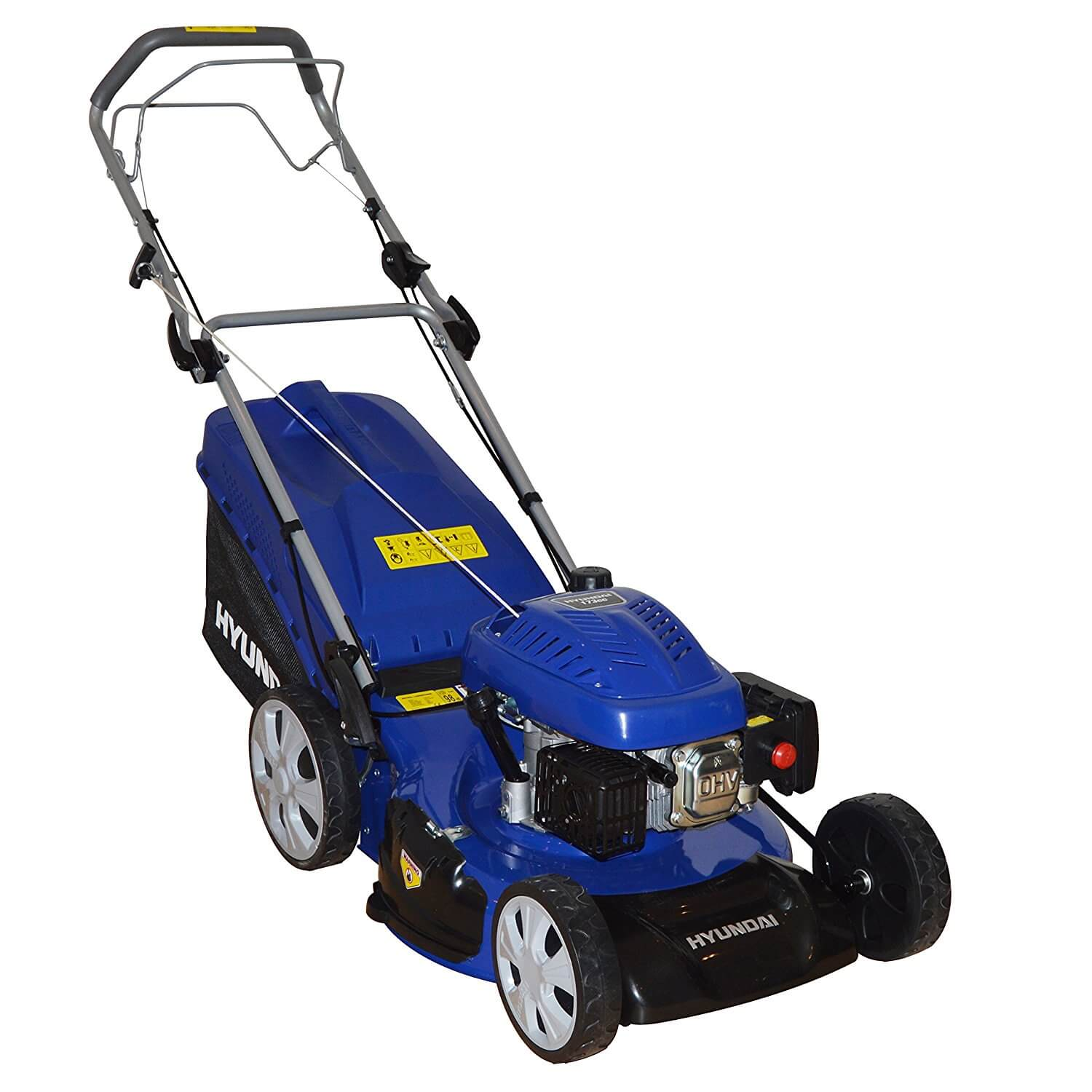 battery lawn mower reviews 2018