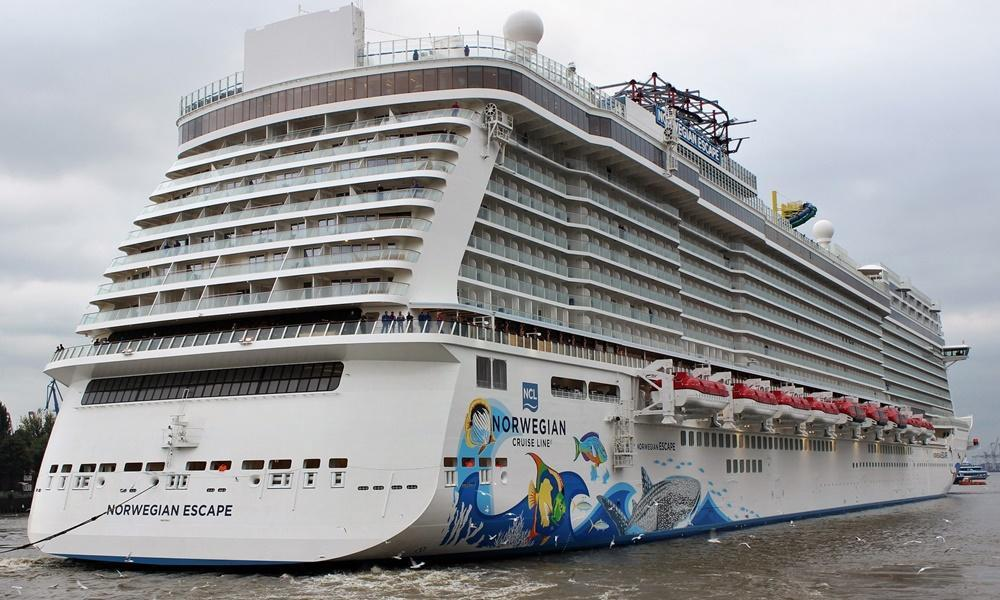 norwegian cruise line escape reviews