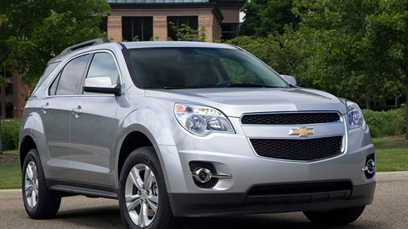 2011 chevy equinox reviews consumer reports