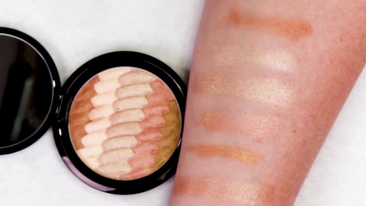 becca shimmering skin perfector review