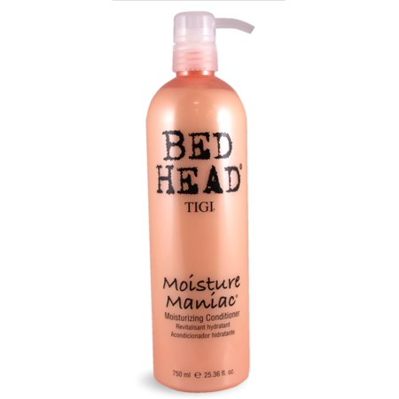 bed head tigi moisture maniac shampoo review