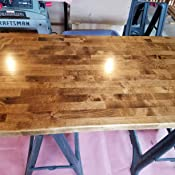 behlen rockhard table top varnish reviews