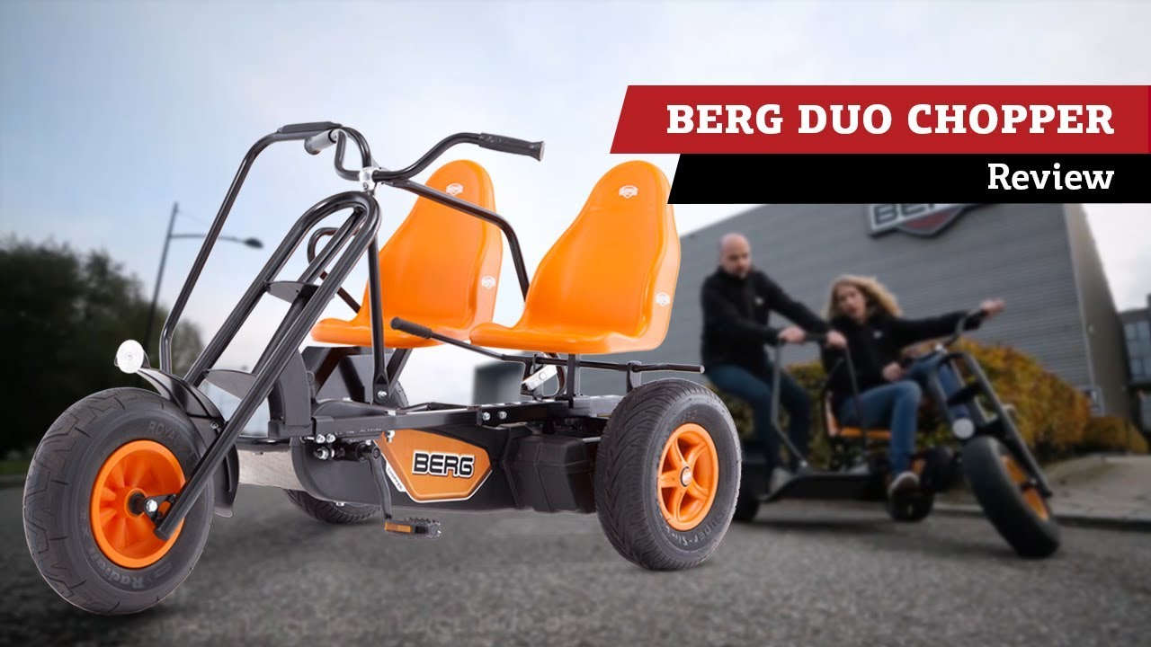 berg pedal go kart reviews