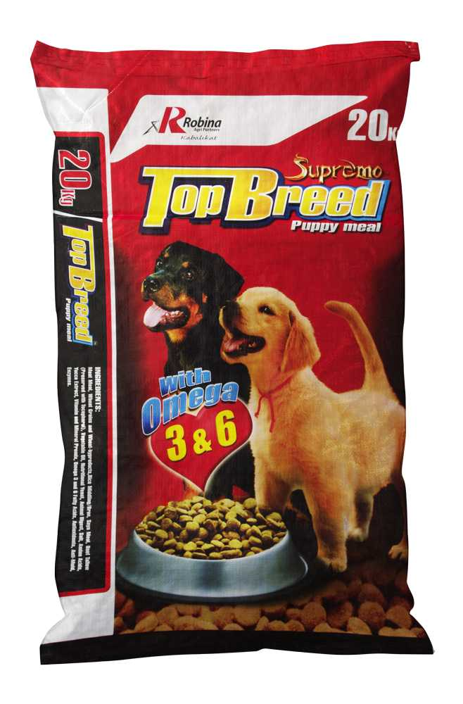 best breed dog food reviews