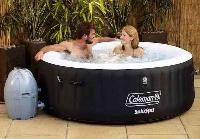 best portable hot tub review