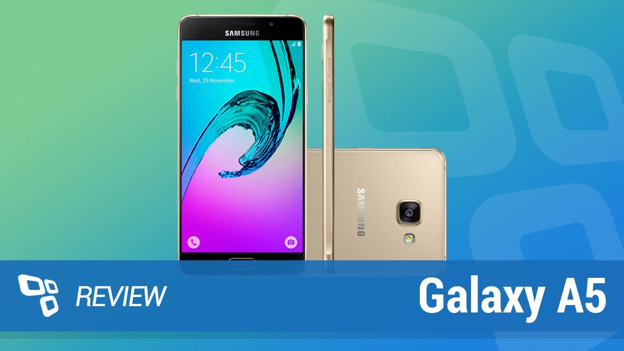 reviews on the samsung a5