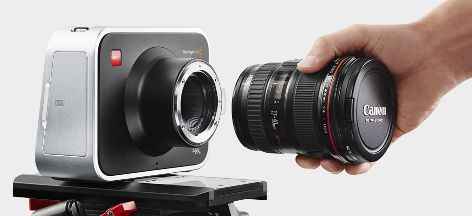 blackmagic production camera 4k pl review