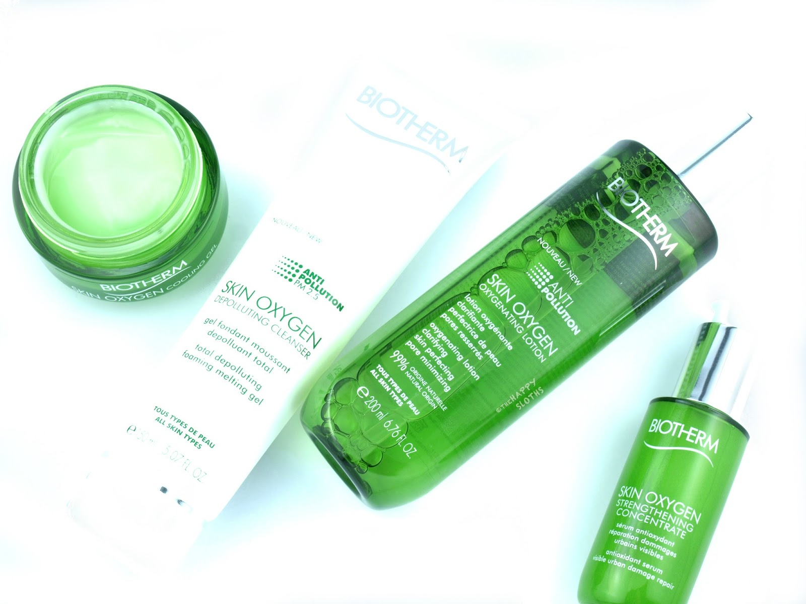 biotherm skin oxygen lotion review