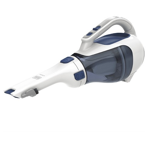 black and decker smart tech hand vacuum reviews