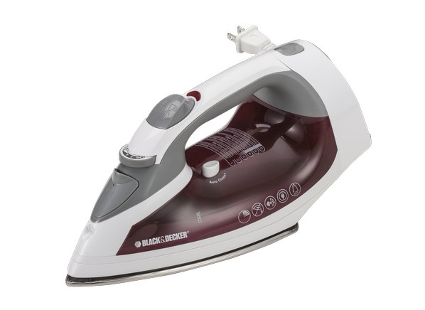 black and decker xpress steam iron reviews
