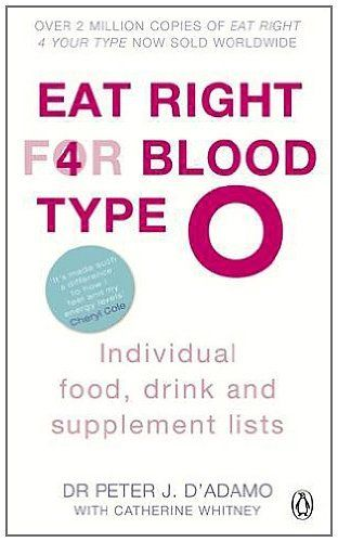 blood type diet review dr oz