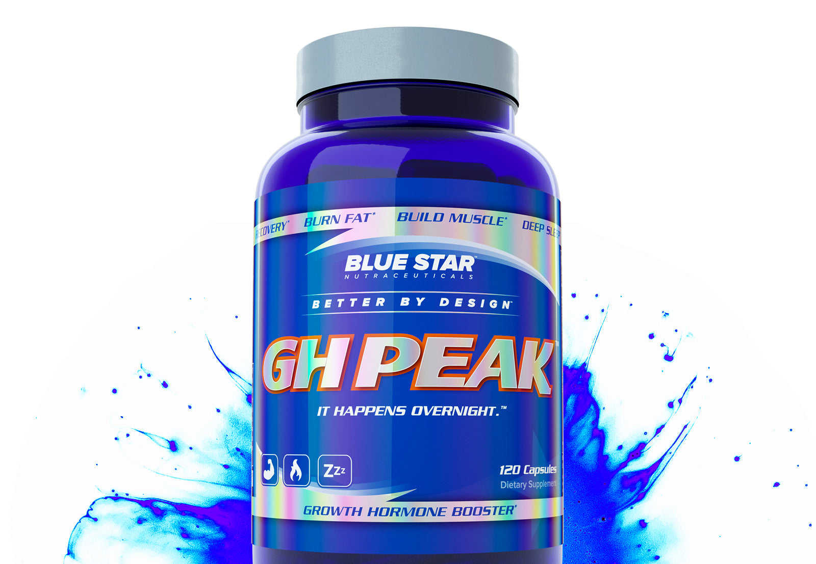blue star nutraceuticals gh peak review