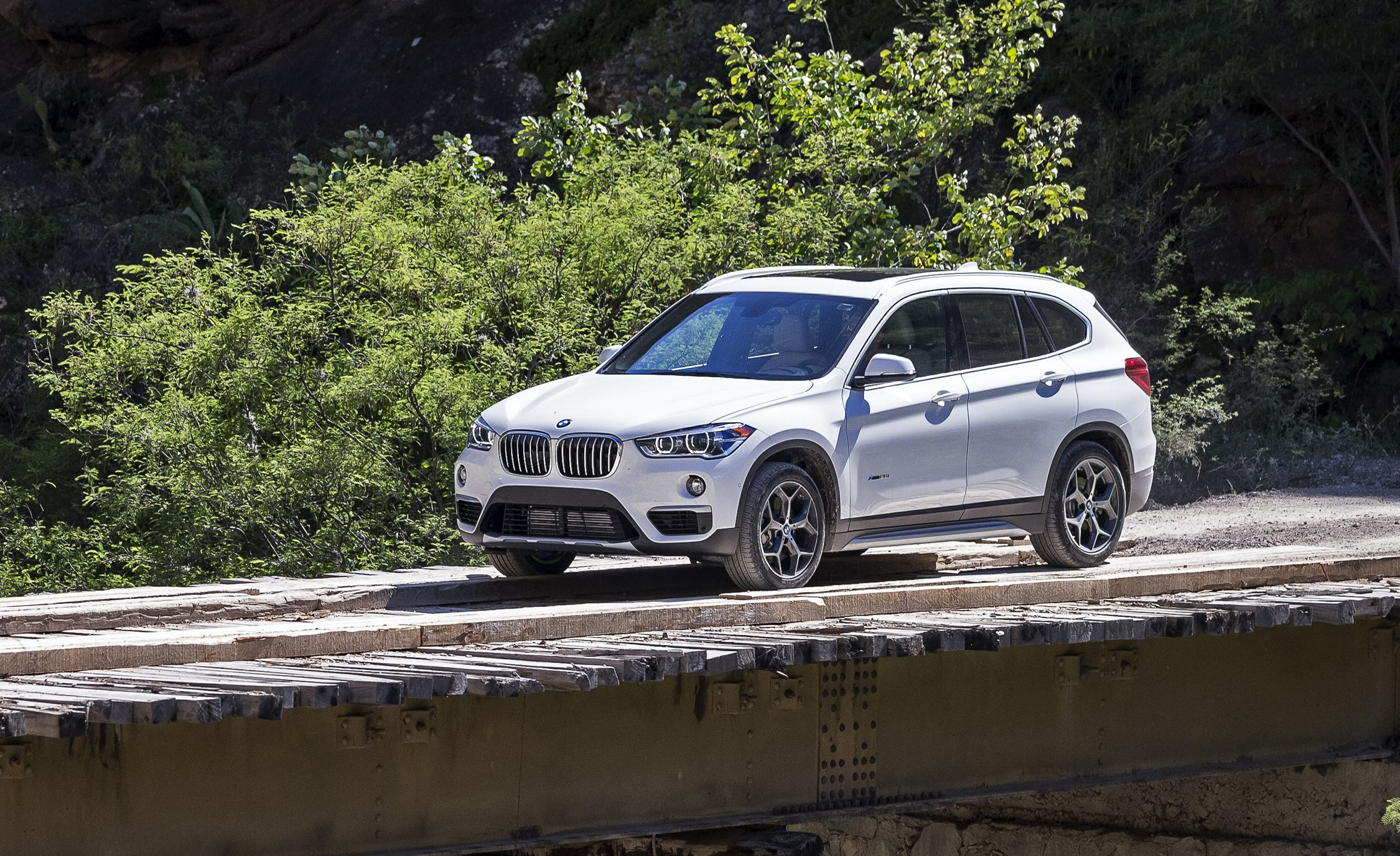 bmw x1 review car and driver