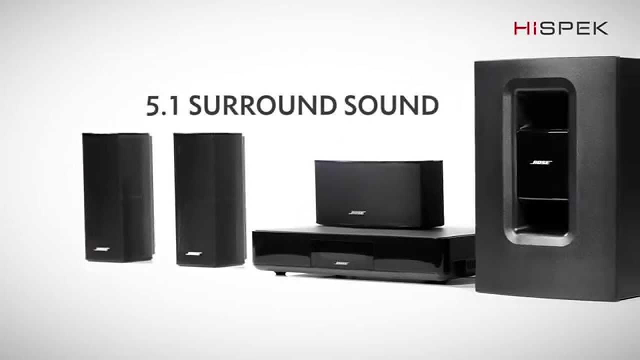 bose cinemate home theater system review