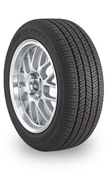 bridgestone tires turanza el400 review