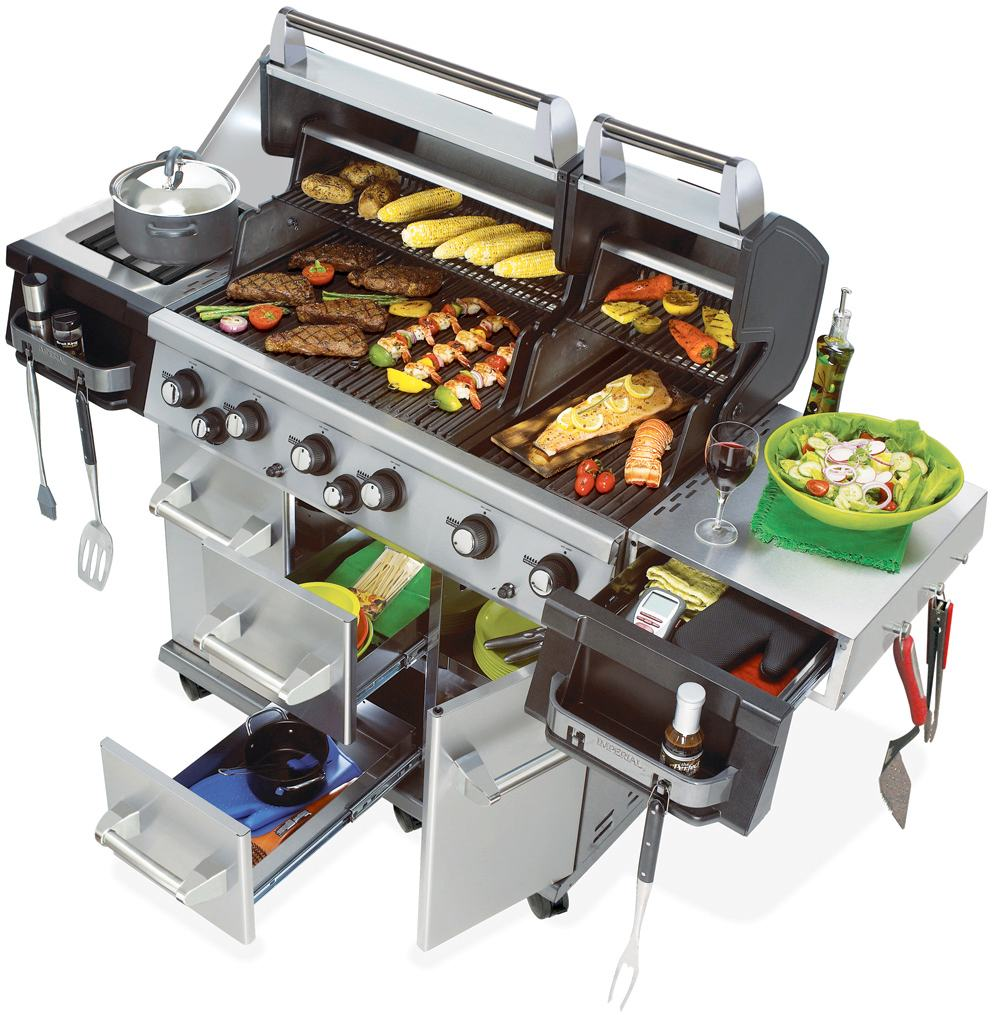 broil king imperial xl reviews