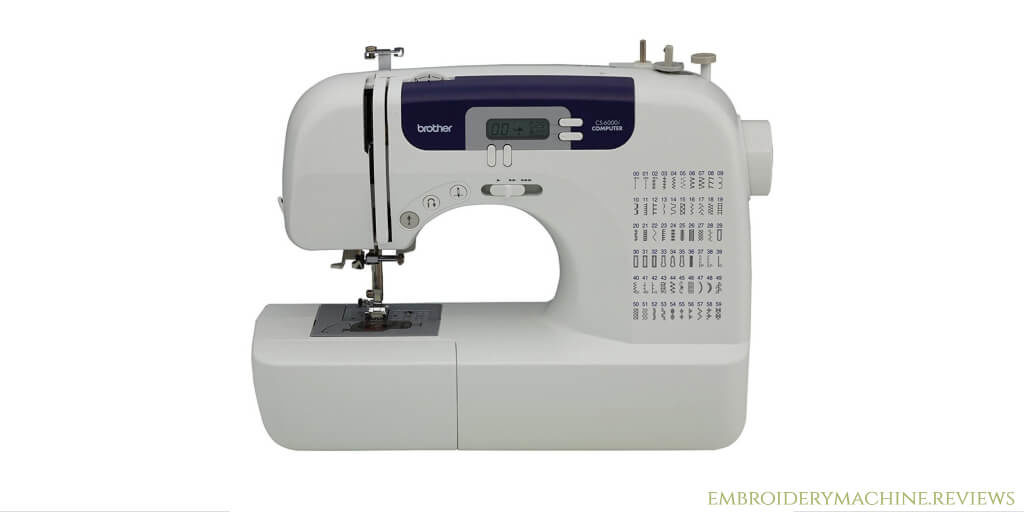 brother sewing machine ce6070t review