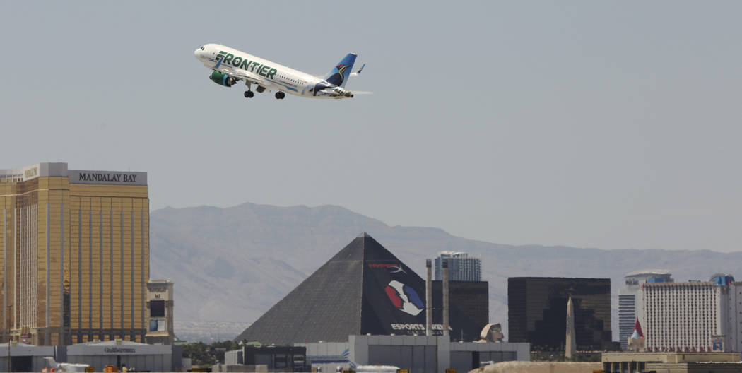 budget las vegas airport review