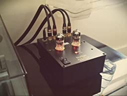 budgie tube phono preamp review