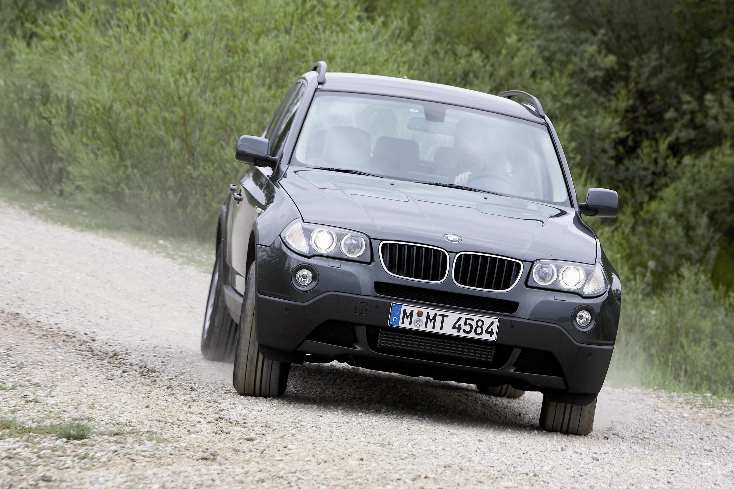 bmw x3 2.0 d 2008 review