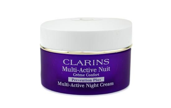 clarins multi active nuit review