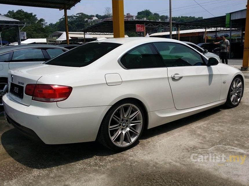 2007 bmw 325i coupe review