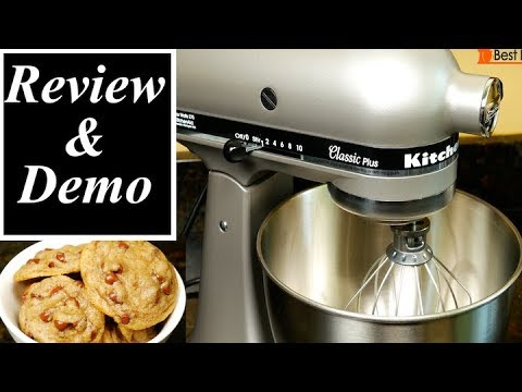 kitchenaid classic stand mixer review