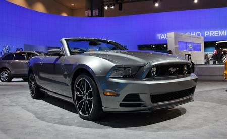 2013 mustang gt automatic review