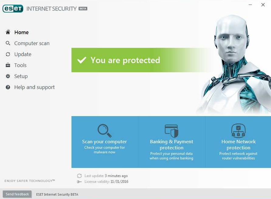 eset internet security 10 review