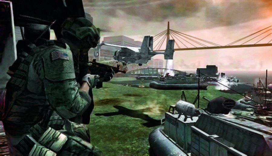 call of duty wii review