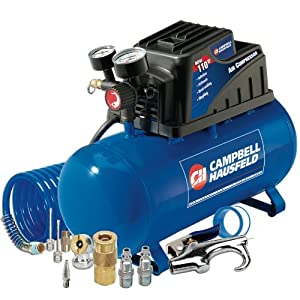 campbell hausfeld 1 gallon air compressor reviews