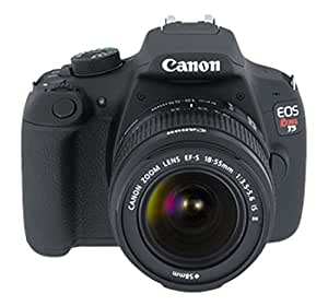 canon eos rebel t5 18mp dslr camera review
