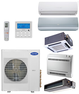 carrier ductless split system reviews