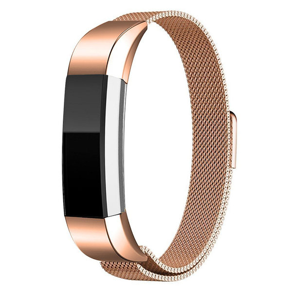 fitbit alta rose gold review