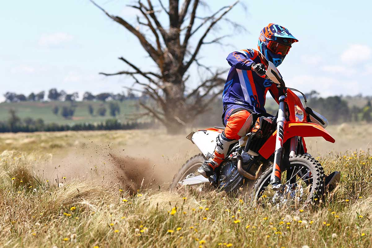 2018 ktm 250 exc f review
