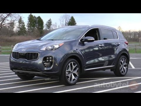 2017 kia sportage turbo review