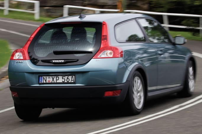 volvo c30 used car review